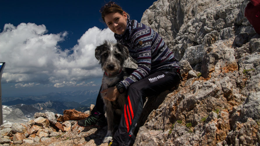 Tip na výlet se psem aneb Jak jsme byly na Dachsteinu