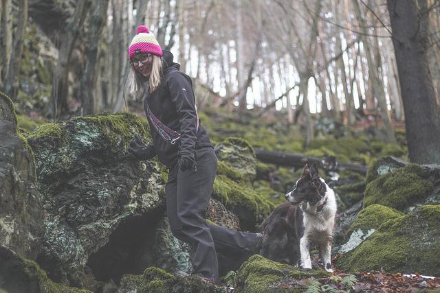 bára opltová výcvik psů